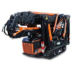Bg Lift M250 Minihijskraan Compactkraan