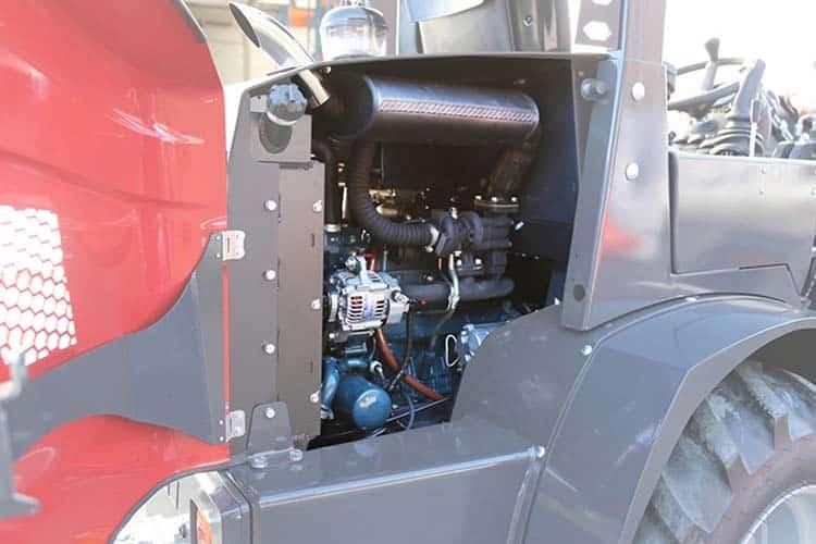 Pitbull Compact Loader Kniklader motor