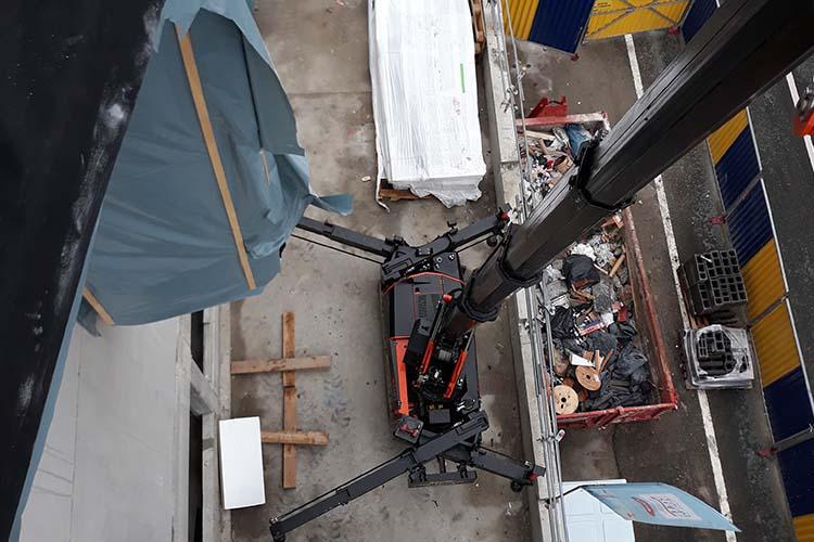 Bg Lift M400 stempelpoten