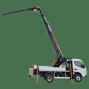 Bg Lift T400 Autohijskraan
