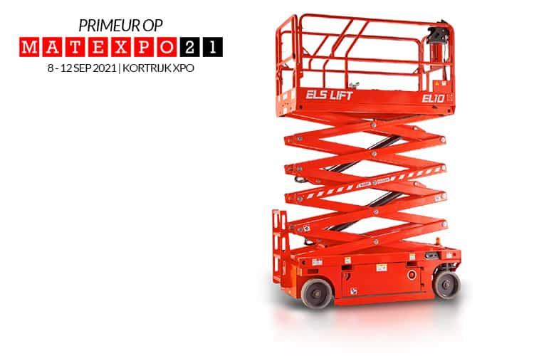 Els Lift EL10 Schaarhoogwerker