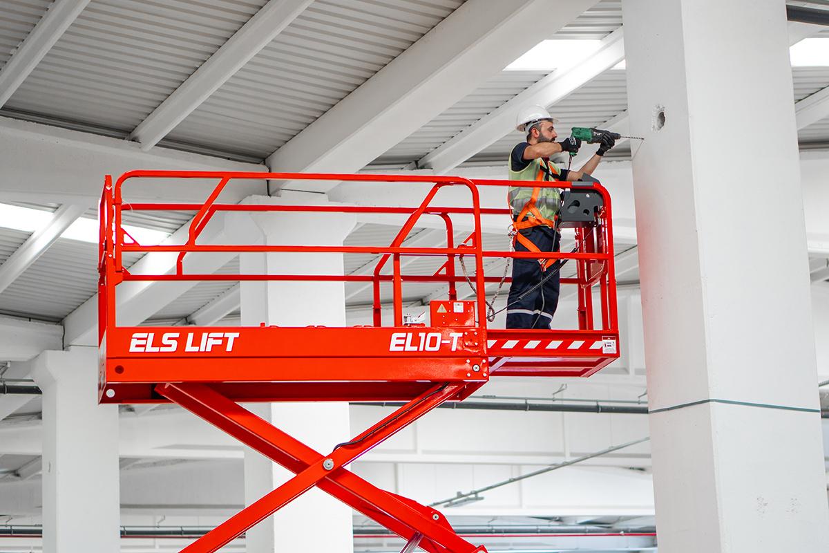 Els Lift EL10-T Schaarhoogwerker