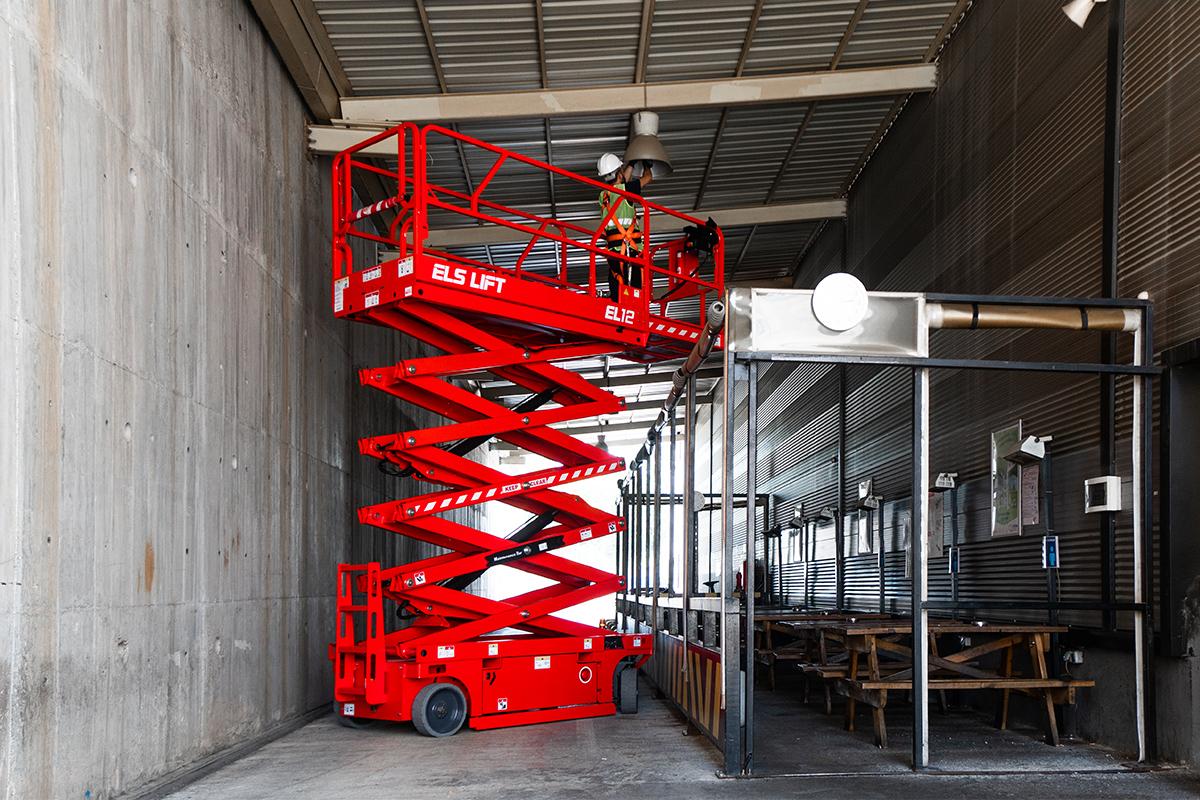 Els Lift EL12 Schaarhoogwerker