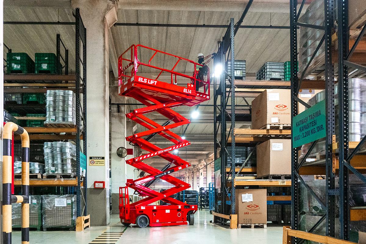 Els Lift EL14 Schaarhoogwerker