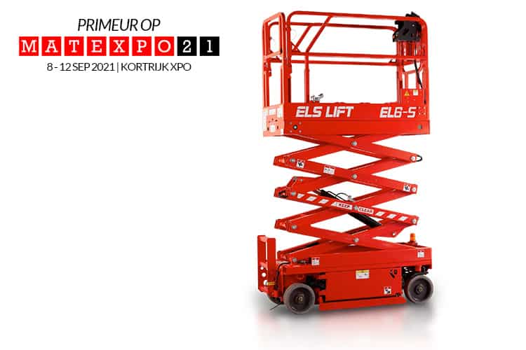 Els Lift EL6-S Schaarhoogwerker