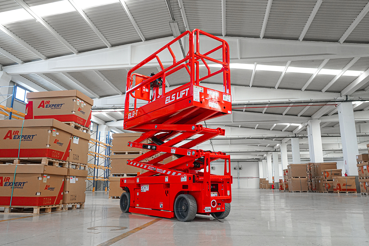 Els Lift EL8-T Schaarhoogwerker